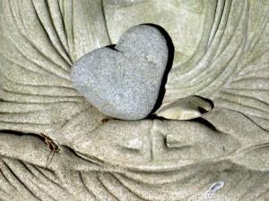 heart-buddha